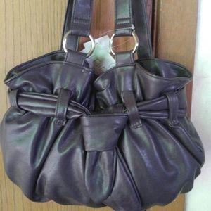 Purple Minicci Shoulder Bag Purse